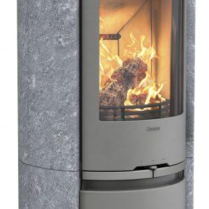 Contura 590T grå